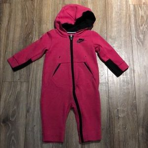 Infant Nike One Piece Jumper 12mos